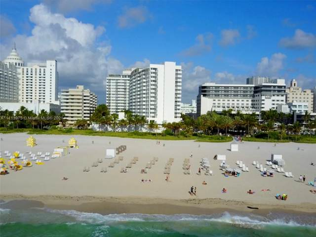 100 Lincoln Rd #1001, Miami Beach, FL 33139 (MLS #A11113975) :: Berkshire Hathaway HomeServices EWM Realty