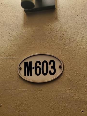 603 Normandy M #603, Delray Beach, FL 33484 (MLS #A11114022) :: Green Realty Properties