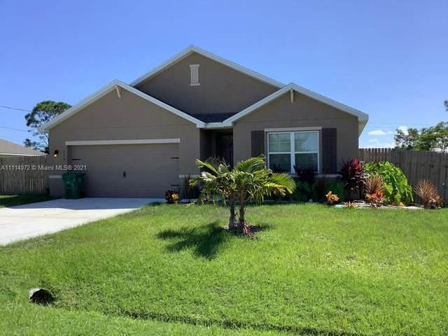 628 SW Eyerly Avenue, Port Saint Lucie, FL 34983 (#A11114072) :: Dalton Wade