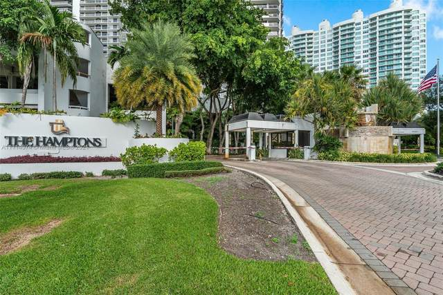 20281 E Country Club Dr #909, Aventura, FL 33180 (MLS #A11114074) :: Green Realty Properties