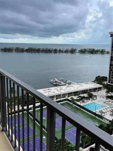 1901 Brickell Ave B2005, Miami, FL 33129 (MLS #A11114079) :: Jose Laya