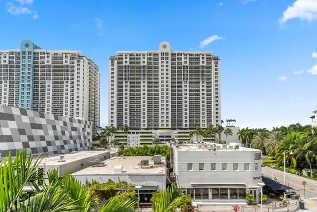 1900 Sunset Harbour #2201, Miami Beach, FL 33139 (MLS #A11114085) :: Jose Laya