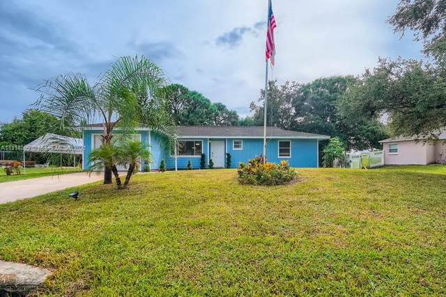 7603 Penny Lane, Fort Pierce, Port Saint Lucie, FL 34951 (#A11114099) :: Dalton Wade