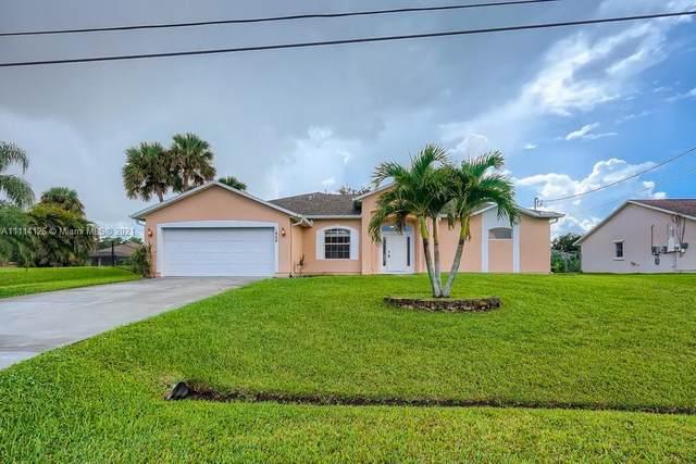 1868 SW Bradway Lane, Port Saint Lucie, FL 34953 (#A11114126) :: Dalton Wade