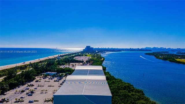 100 Bayview Dr #1619, Sunny Isles Beach, FL 33160 (MLS #A11114137) :: The MPH Team