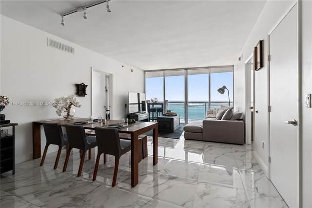 465 Brickell Ave #5505, Miami, FL 33131 (MLS #A11114143) :: Green Realty Properties