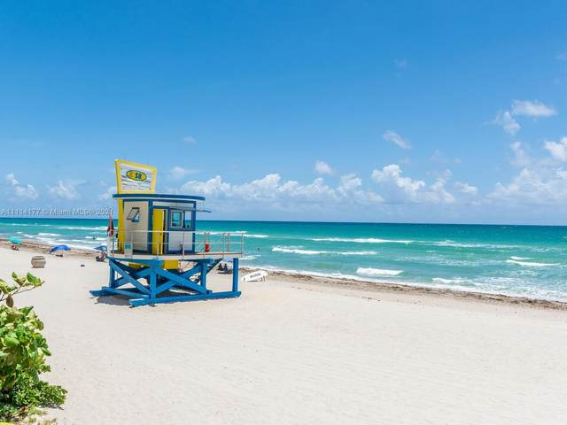 2501 S Ocean Dr #1115, Hollywood, FL 33019 (MLS #A11114177) :: Berkshire Hathaway HomeServices EWM Realty