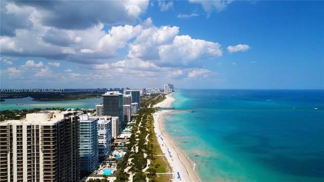 9801 Collins Ave 11K, Bal Harbour, FL 33154 (MLS #A11114203) :: Jose Laya