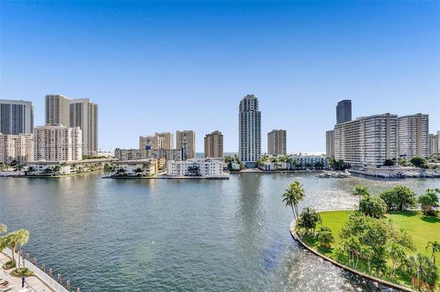137 Golden Isles Dr #703, Hallandale Beach, FL 33009 (MLS #A11114239) :: Albert Garcia Team
