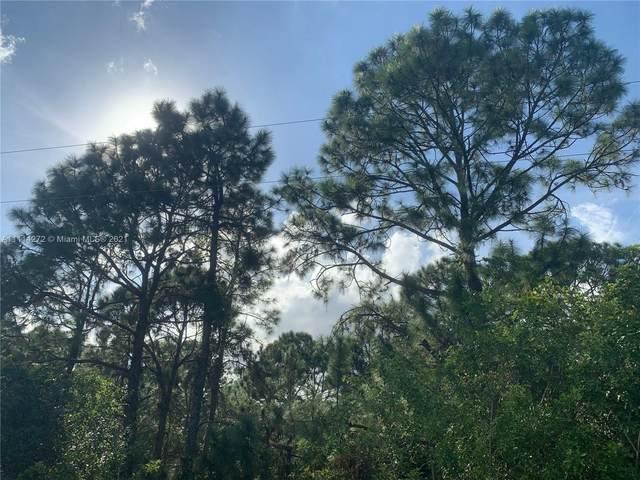 840 N Sendero St, Clewiston, FL 33440 (MLS #A11114272) :: Green Realty Properties