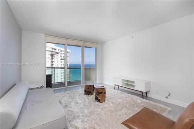 3001 S Ocean Dr #1449, Hollywood, FL 33019 (MLS #A11114299) :: Green Realty Properties