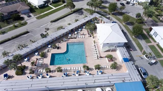 2200 NE 66th St #1402, Fort Lauderdale, FL 33308 (MLS #A11114327) :: Green Realty Properties