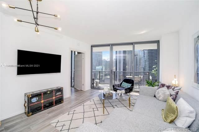 801 S Miami Ave #2103, Miami, FL 33130 (MLS #A11114353) :: Green Realty Properties