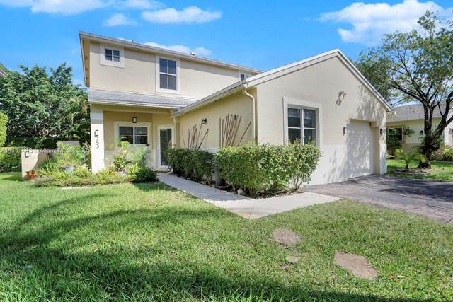 253 NW 207th Way, Pembroke Pines, FL 33029 (MLS #A11114403) :: Castelli Real Estate Services