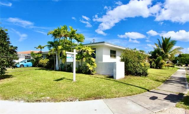 20501 NE 20th Ct, Miami, FL 33179 (MLS #A11114422) :: Green Realty Properties