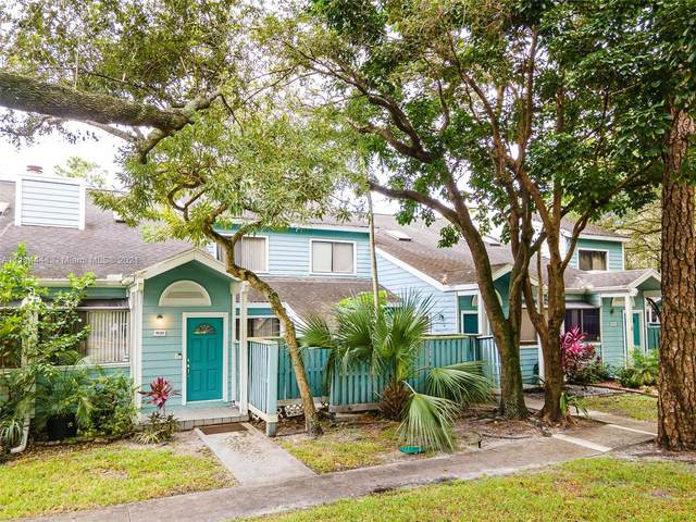 1930 Players Pl #1930, North Lauderdale, FL 33068 (MLS #A11114444) :: Green Realty Properties