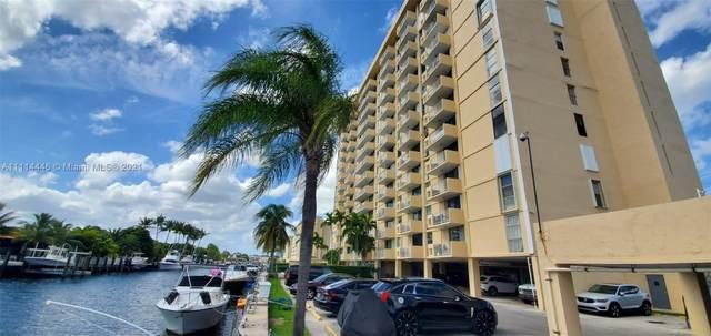2350 NE 135th St #1512, North Miami, FL 33181 (MLS #A11114446) :: Green Realty Properties