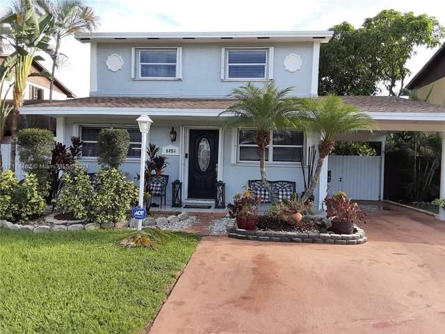 5256 NW 193rd Ln, Miami Gardens, FL 33055 (MLS #A11114462) :: Green Realty Properties