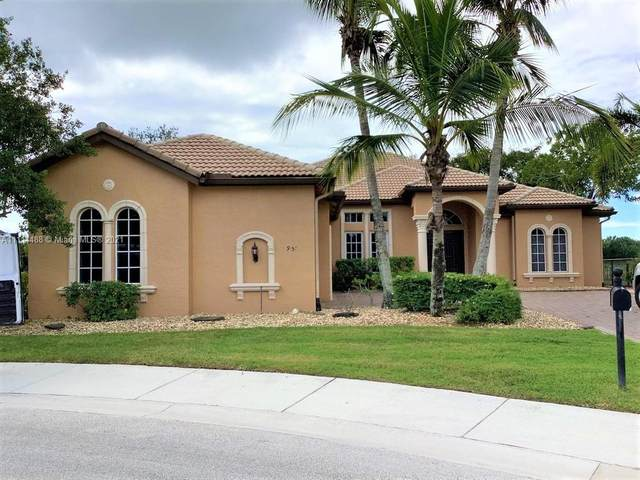 957 SW Grand Reserves Boulevard, Port Saint Lucie, FL 34986 (MLS #A11114488) :: Castelli Real Estate Services