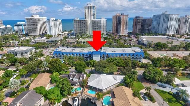 3909 N Ocean Blvd #204, Fort Lauderdale, FL 33308 (MLS #A11114519) :: Green Realty Properties