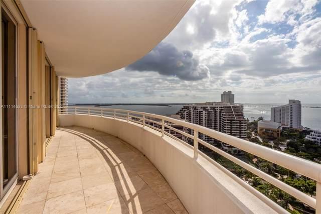 888 Brickell Key Dr #2401, Miami, FL 33131 (MLS #A11114532) :: Green Realty Properties