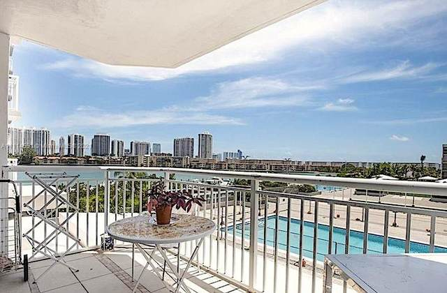 18071 Biscayne Blvd #303, Aventura, FL 33160 (MLS #A11114551) :: Green Realty Properties