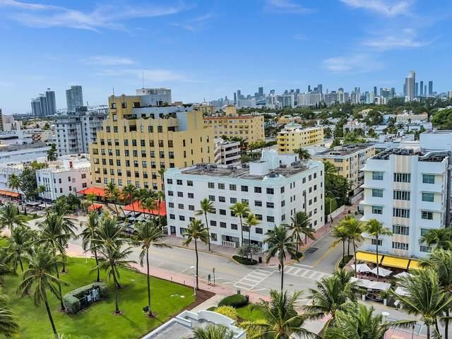 1390 Ocean Dr #206, Miami Beach, FL 33139 (MLS #A11114576) :: Berkshire Hathaway HomeServices EWM Realty