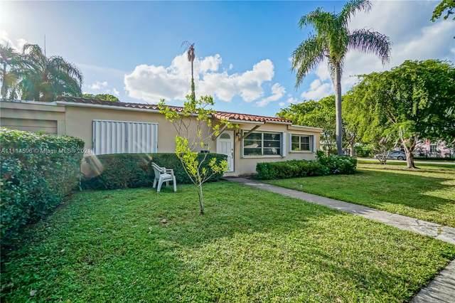 13940 NE 10th Ave, North Miami, FL 33161 (MLS #A11114596) :: Green Realty Properties