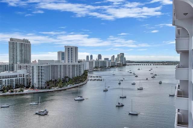 11 Island Ave #2008, Miami Beach, FL 33139 (MLS #A11114601) :: CENTURY 21 World Connection