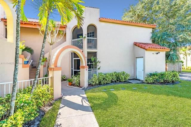 333 SW 86th Ave #201, Pembroke Pines, FL 33025 (MLS #A11114625) :: Green Realty Properties