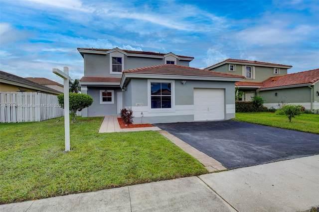 18570 NW 22nd Ct, Pembroke Pines, FL 33029 (MLS #A11114640) :: Green Realty Properties