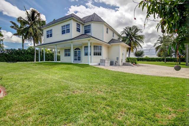 29125 SW 167th Ave, Homestead, FL 33030 (MLS #A11114644) :: Castelli Real Estate Services