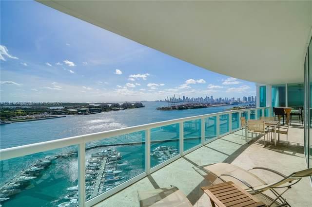 1000 S Pointe Dr #1802, Miami Beach, FL 33139 (MLS #A11114649) :: Rivas Vargas Group