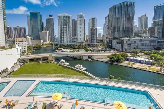 92 SW 3rd St #1611, Miami, FL 33130 (MLS #A11114664) :: Albert Garcia Team
