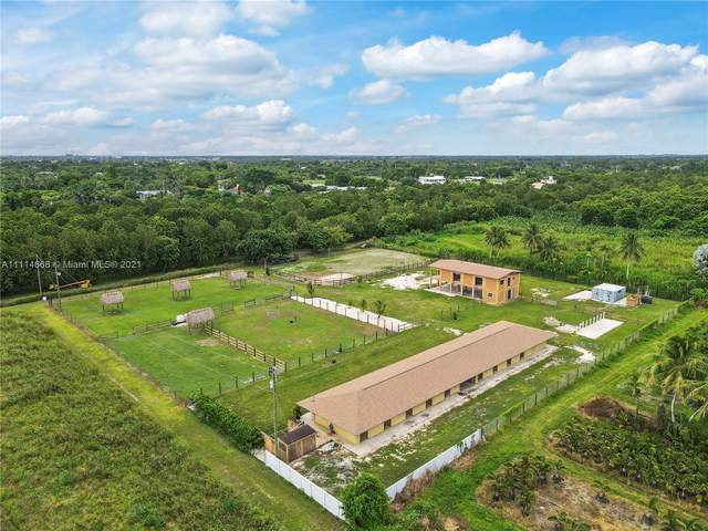 20050 SW 193 ST, Miami, FL 33187 (MLS #A11114668) :: Castelli Real Estate Services