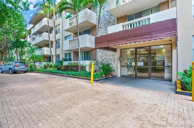 1800 Sans Souci Blvd #429, North Miami, FL 33181 (MLS #A11114687) :: Green Realty Properties