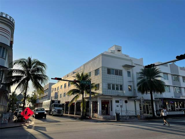 865 Collins Ave #208, Miami Beach, FL 33139 (MLS #A11114725) :: Albert Garcia Team