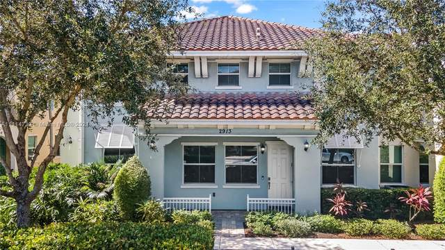2913 Cascada Isles Way #2913, Cooper City, FL 33024 (MLS #A11114739) :: Green Realty Properties
