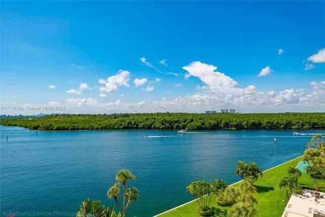 500 Bayview Dr #732, Sunny Isles Beach, FL 33160 (MLS #A11114795) :: Jose Laya
