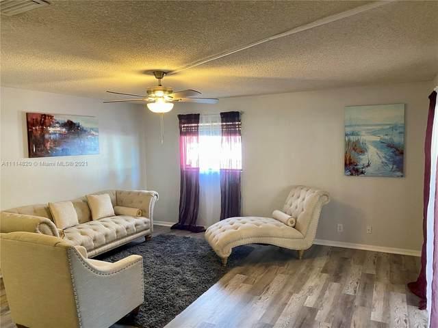 236 San Remo Blvd #236, North Lauderdale, FL 33068 (MLS #A11114820) :: Patty Accorto Team