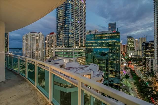 951 Brickell Ave #1911, Miami, FL 33131 (MLS #A11114850) :: Berkshire Hathaway HomeServices EWM Realty