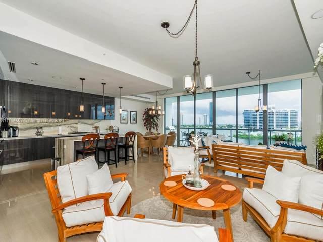 3300 NE 188th St #817, Aventura, FL 33180 (MLS #A11114862) :: Green Realty Properties