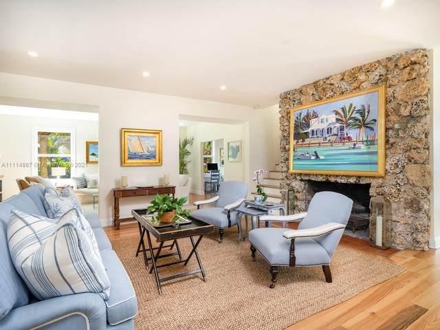 3670 Saint Gaudens Rd, Miami, FL 33133 (MLS #A11114867) :: Search Broward Real Estate Team