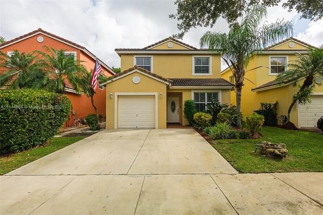 1381 SE 20th Rd, Homestead, FL 33035 (MLS #A11114868) :: Jose Laya