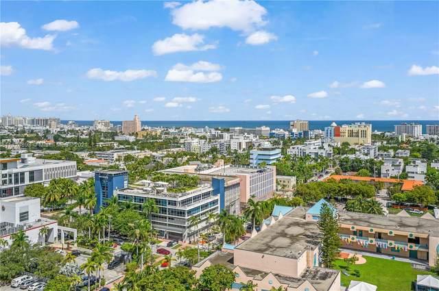 400 Alton Rd #1605, Miami Beach, FL 33139 (MLS #A11114893) :: CENTURY 21 World Connection