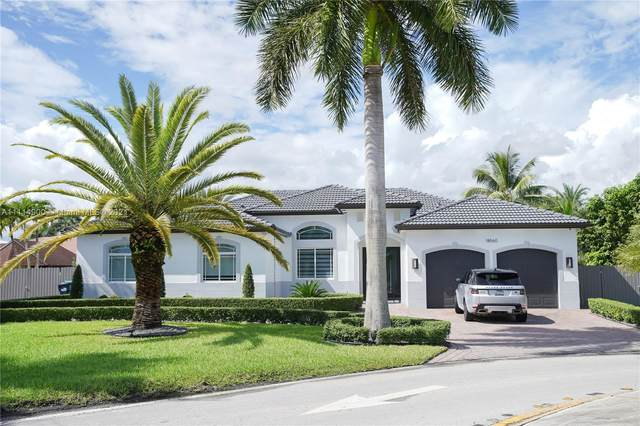 18560 SW 132nd Ave, Miami, FL 33177 (MLS #A11114900) :: Patty Accorto Team