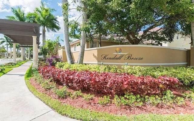 12449 SW 124th Ter, Miami, FL 33186 (MLS #A11114903) :: Prestige Realty Group