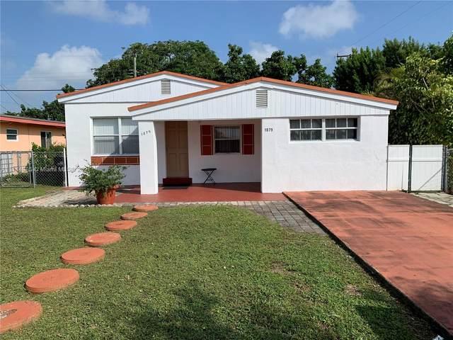 1879 NE 181st St, North Miami Beach, FL 33162 (MLS #A11114905) :: CENTURY 21 World Connection