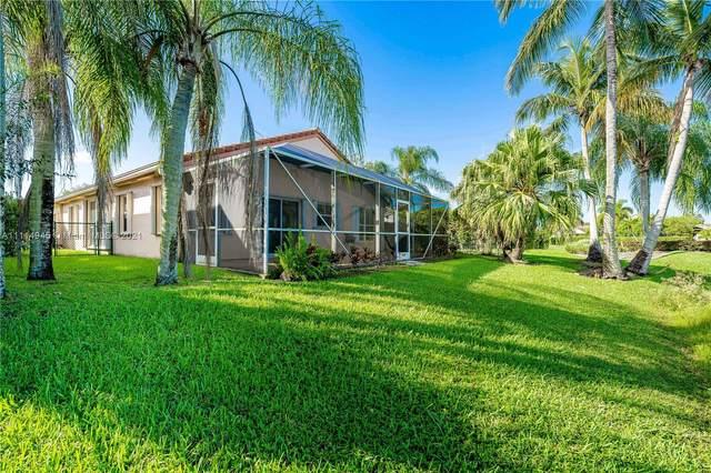 18597 NW 19th St, Pembroke Pines, FL 33029 (MLS #A11114945) :: Green Realty Properties