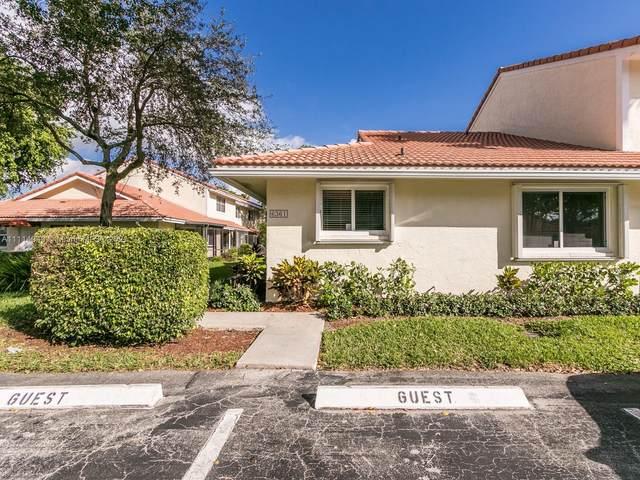 6361 Walk Circle #6361, Boca Raton, FL 33433 (MLS #A11114949) :: Green Realty Properties